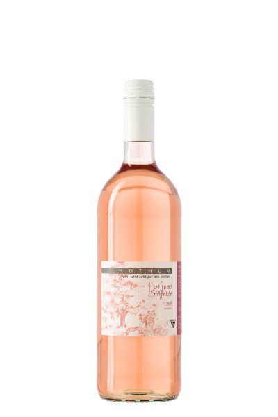 2015 er Hothums Stöffelchen Rose QbA trocken (1,0 l)
