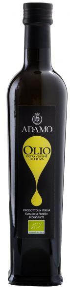 Olivenöl, Extra Virgine di Oliva, Adamo (0,75 l)