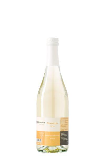 2018 er Musecco trocken, Dt. Bio-Qualitätsperlwein (0,75 l)