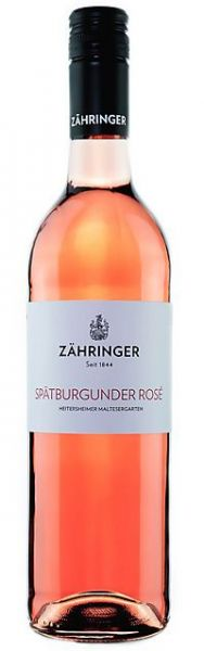 2019 er Spätburgunder Rose DQ trocken (0,75 l) GW