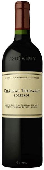 1988 er Chateau Trotanoy, AC Pomereol (0,75 l)