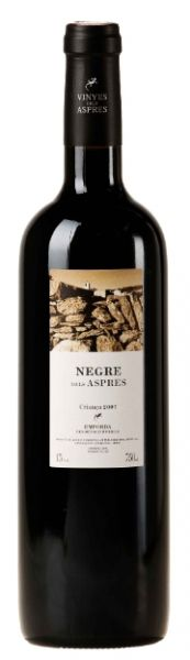 2012 er Negre dels Aspres, DO Emporada (0,75 l)