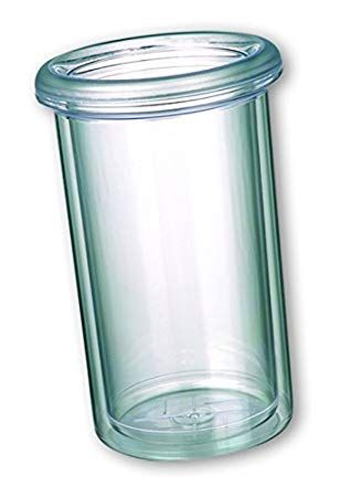 Flaschenkühler transparent