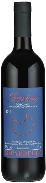 2013 er Torrioni - Rosso di Sangiovese u. Canaiolo, IGT Toscana (0,75 l)
