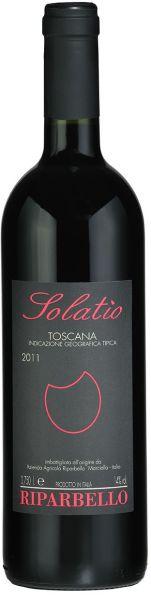2017 er Solatio - Rosso, IGT Toscana (0,75 l)