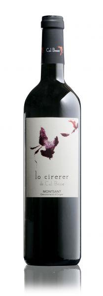 2015 er Lo Cirerer, Tinto DO Montsant (0,75 l)