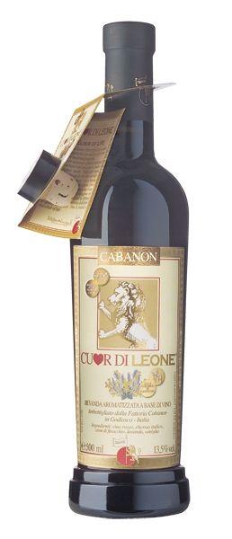 Cuor di Leone, Bevanda Arommatizzata a Base di Vino (0,5 l)