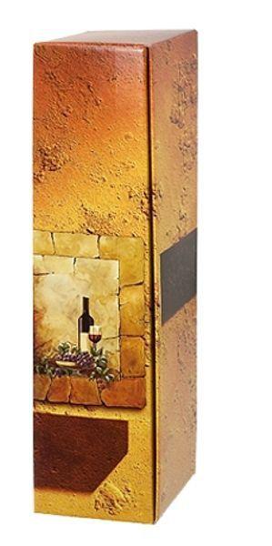 1 er Weinpräsentkarton Terra (versandgeignet)