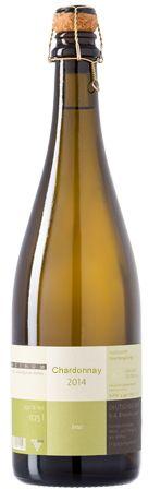 2018 er Chardonnay Brut Nature, Bio-Jahrgangssekt - Klass. Flaschengärung (0,75 l)