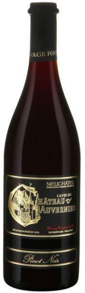 2006 er Pinot Noir, Chateau d'Auvernier - Neuchatel (0,75 l)