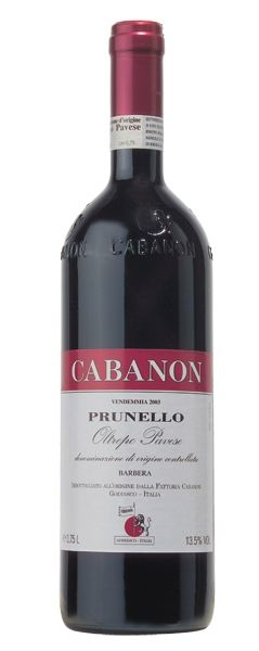 2005 er Prunello, DOC Oltrepo Pavese (0,75 l)
