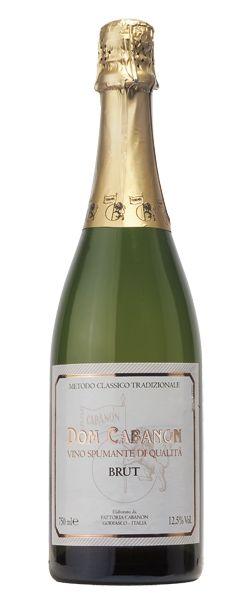 Dom Cabanon Brut, Vino Spumante di Qualita (0,75 l)