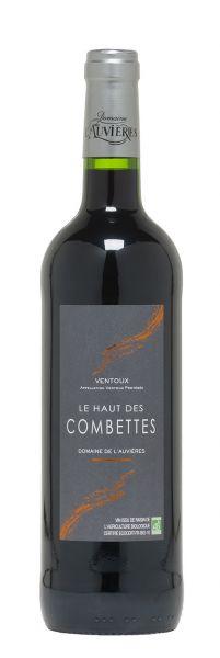2012 er Le Haut des Combettes Rouge AOP Ventoux (0,75 l)