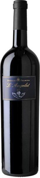 2009 er L'Angelet, DOP Utiel Requena (0,75 l)