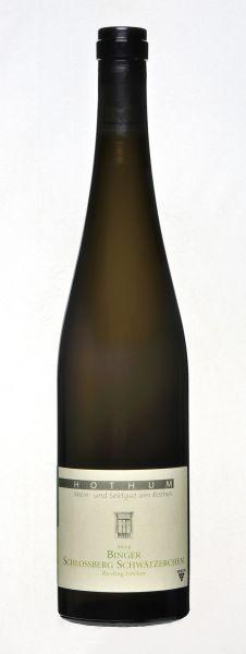 2014 er Riesling Quarzit QbA trocken, Binger Schlossberg Schwätzerchen (0,75 l)