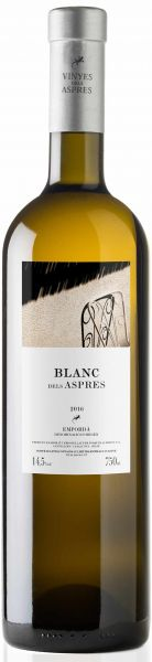2015 er Blanc dels Aspres, DO Emporada (0,75 l)