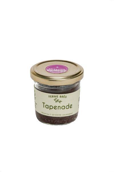 Tapenade - Oliven, Kapern, getrocknete Tomaten (Glas 90 gr.)