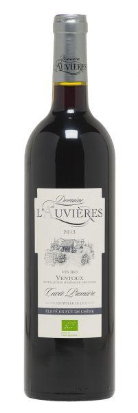 2013 er Cuvée Première Rouge AOP Ventoux (0,75 l)