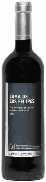 2011 er Loma de los Felipes, VdC Granada Contraviesa-Alpujarra (0,75 l)