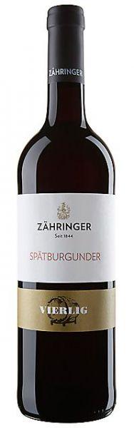 2011 er Spätburgunder Rotwein Vierlig DQ trocken (0,75 l) VW