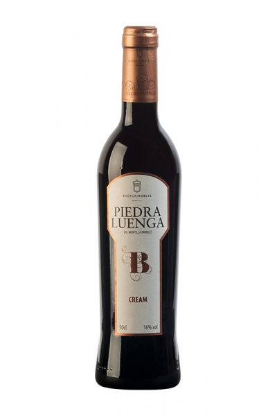 Piedra Luenga Cream 16% Vol., DO Montilla-Moriles (0,5 l)