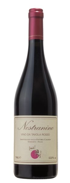 Nostranino, Vino da Tavola Rosso (0,75 l)