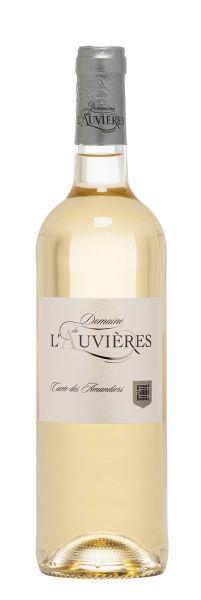 2017 er Cuvée des Amandiers Blanc AOP Ventoux (0,75 l)