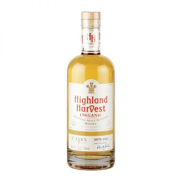 Highland Harvest Organic Scotch 40% Vol.(0,7 l)