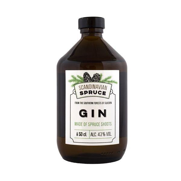 Scandinavian Spruce Gin 43% Vol. (0,5 l)