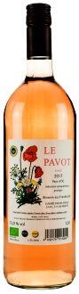 Le Pavot Rose, Vin de France (1,0 l)