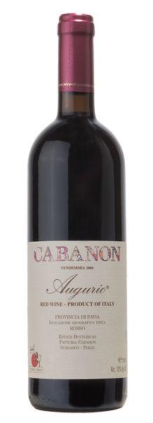 Augurio, Vino Rosso (0,75 l) L 07/18