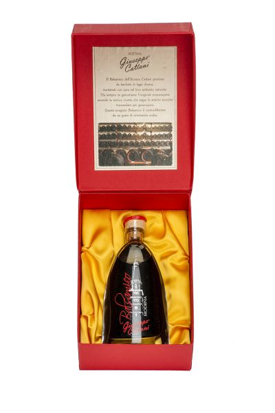 Aceto Balsamico di Modena, Riserva - R25 Geschenkpackung (0,1 l)