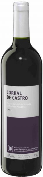 2009 er Corral de Castro, VdT Contraviesa-Alpujarra (0,75 l)