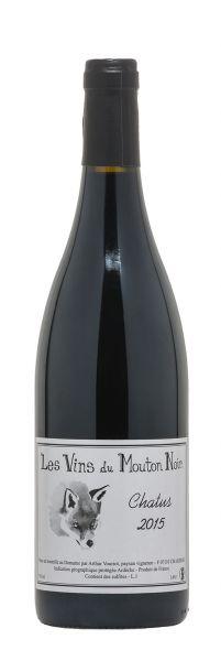 2015 er Chatus Le Vin du Mouton Noir IGP Ardeche (0,75 l)