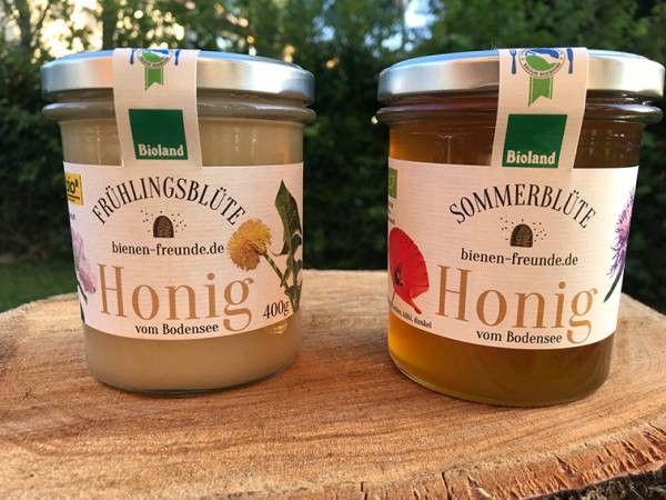 Bodensee-Honig (400 gr,) - Bioland