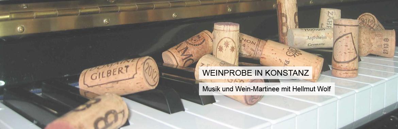 Musik und Wein-Matinee Juli 2017