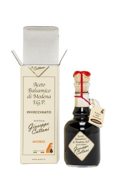 Aceto Balsamico di Modena, Riserva-Avorio - R12 (0,25 l)