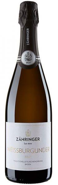 2014 er Weissburgunder Brut, Dt. Jg-Sekt - Klass. Flaschengärung (0,75 l)